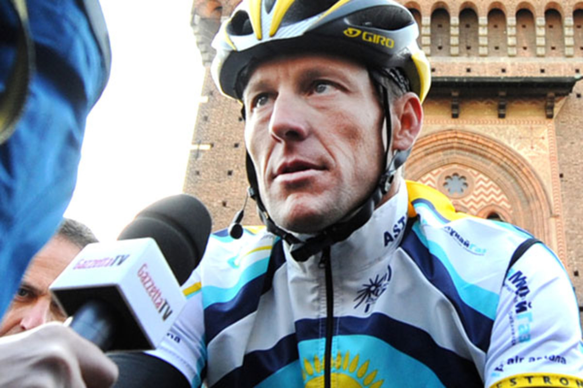 Armstrong in 2009. (PHOTO: MIQU77/SHUTTERSTOCK)