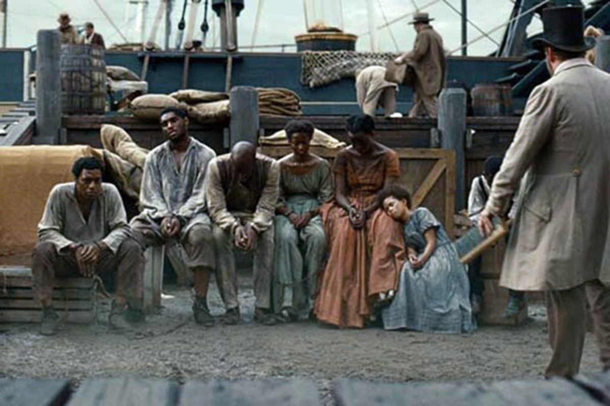 12 Years a Slave. (PHOTO: COURTESY OF FOX SEARCHLIGHT PICTURES)