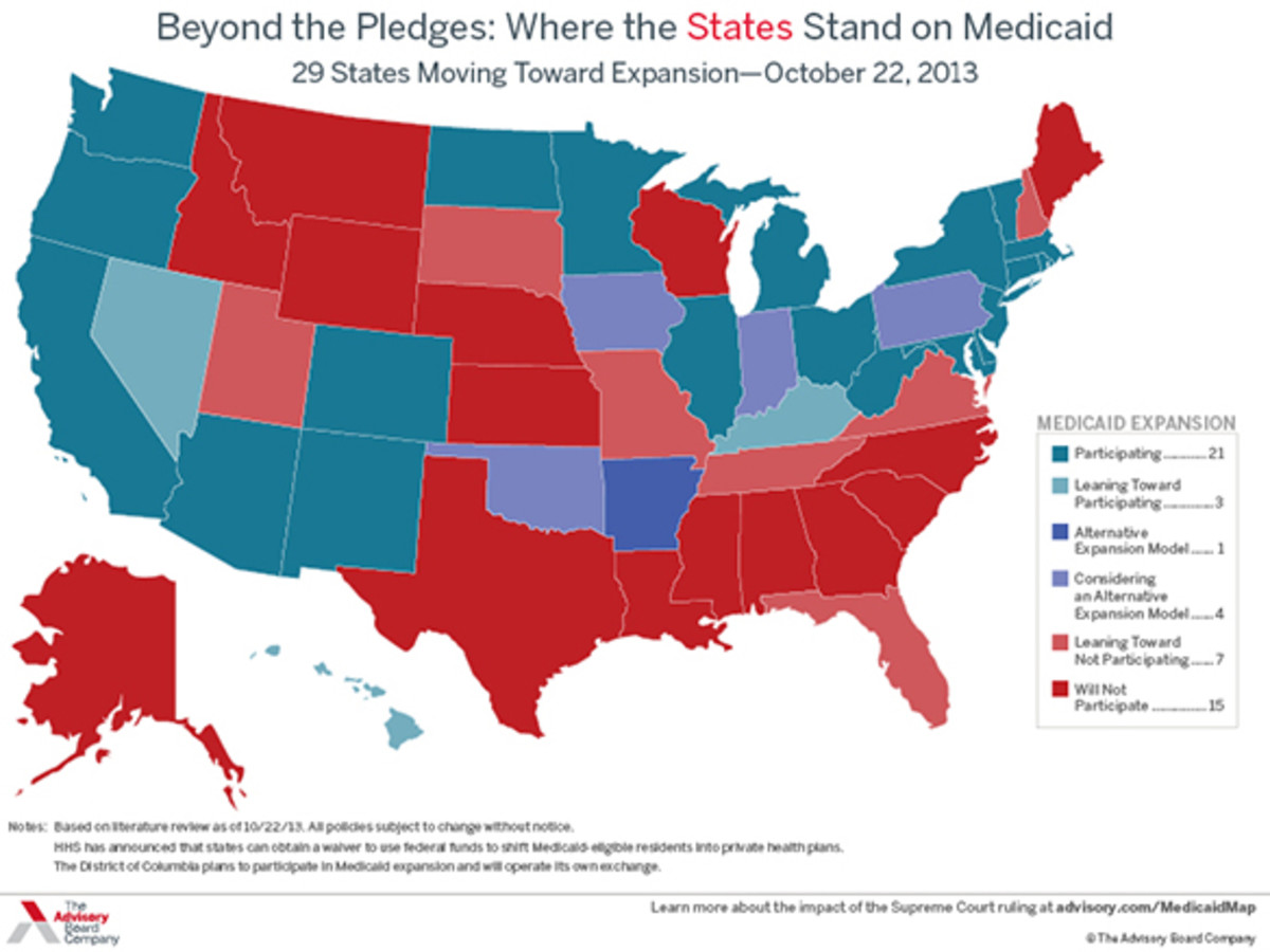medicaid-states-map