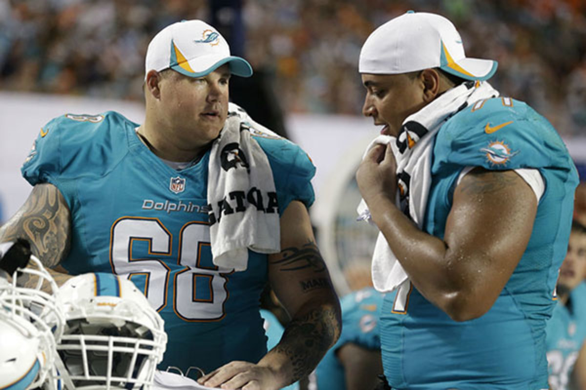 huge selection of 87ef8 608b1 Richie Incognito and Jonathan Martin Are Everywhere ...