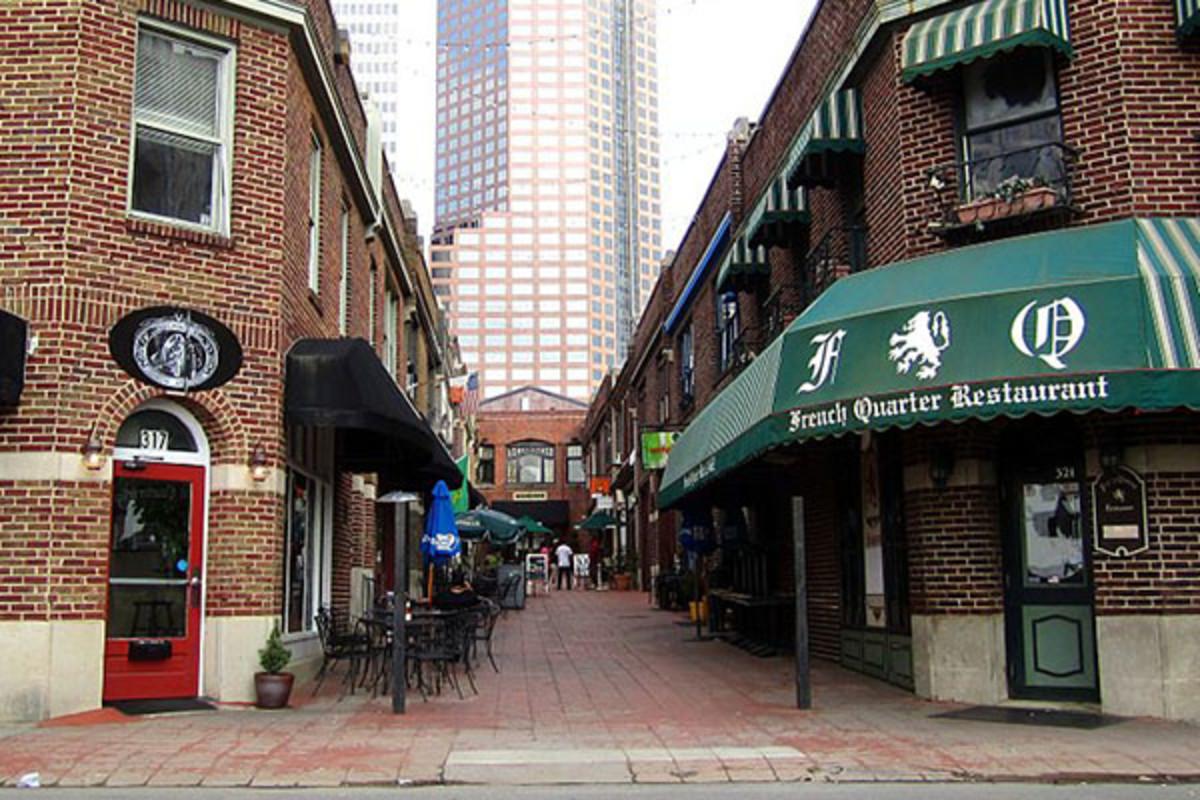 Charlotte, North Carolina. (PHOTO: PRASIT FRAZEE/WIKIMEDIA COMMONS)