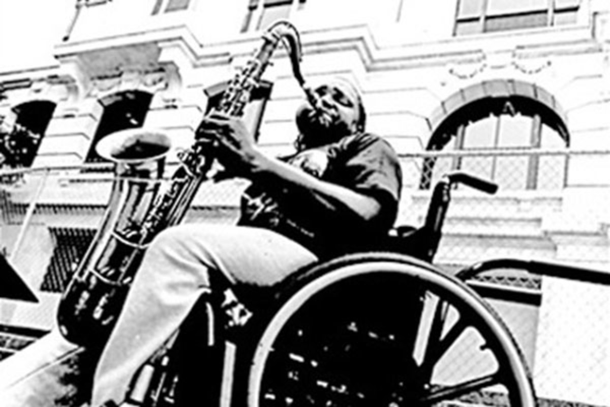 A sax busker on the streets of New Orleans. (PHOTO: GARK MARK SMITH/WIKIMEDIA COMMONS)