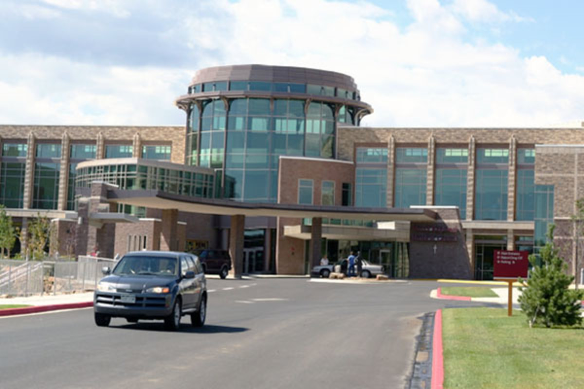 Mercy Regional Medical Center in Durango, Colorado. (PHOTO: COURTESY OF CENTURA HEALTH)