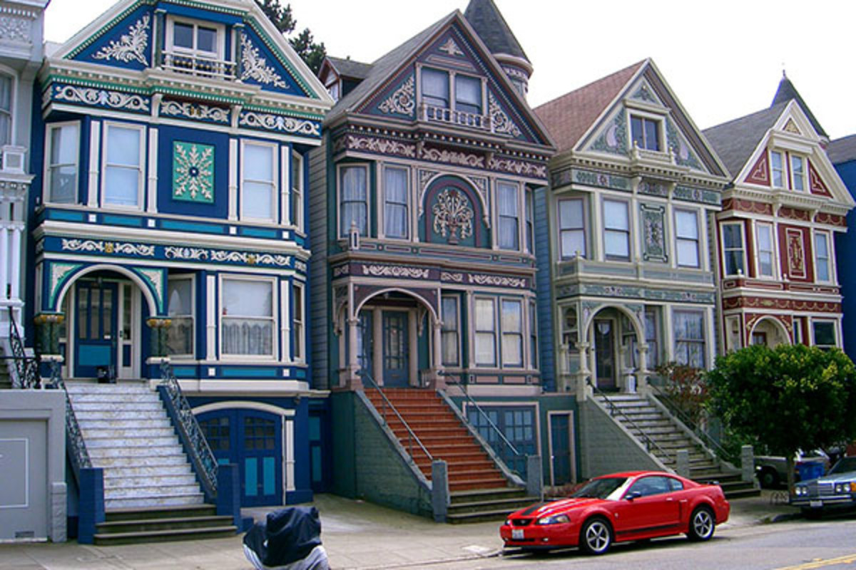 San Francisco, California. (PHOTO: URBAN/WIKIMEDIA COMMONS)