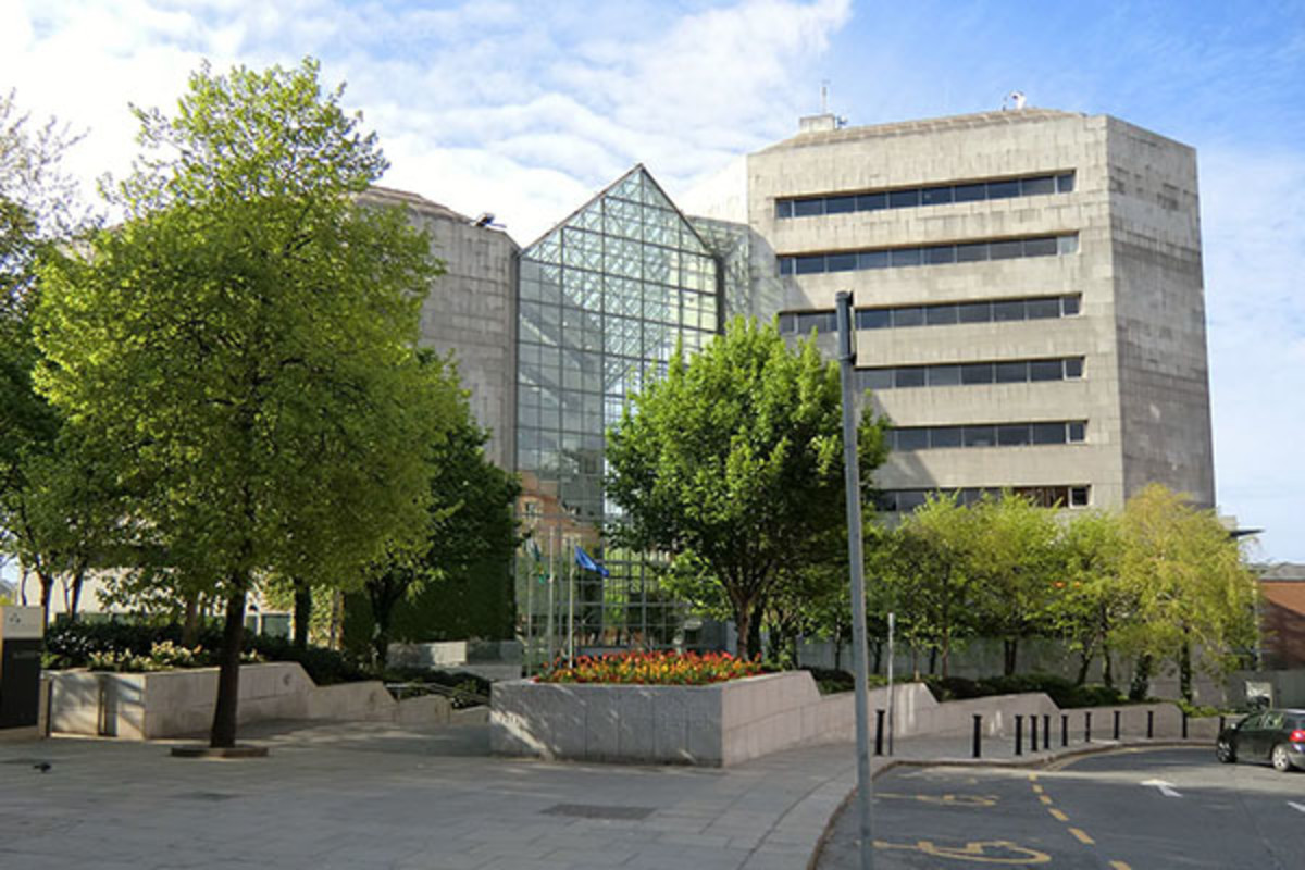 Civic Offices of Dublin City Council. (PHOTO: YVONNEM/WIKIMEDIA COMMONS)