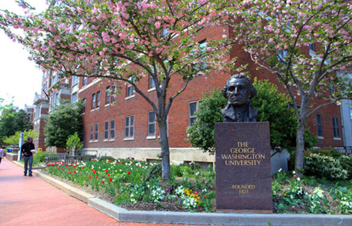 George Washington University. (Photo:: Ingfbruno/Wikimedia Commons)