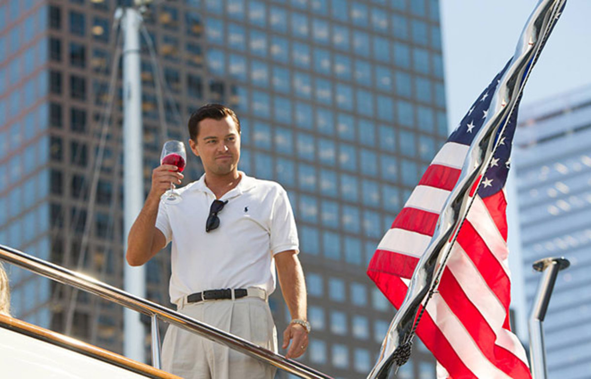 Wolf of Wall Street. (Photo: Courtesy of Paramount Pictures)