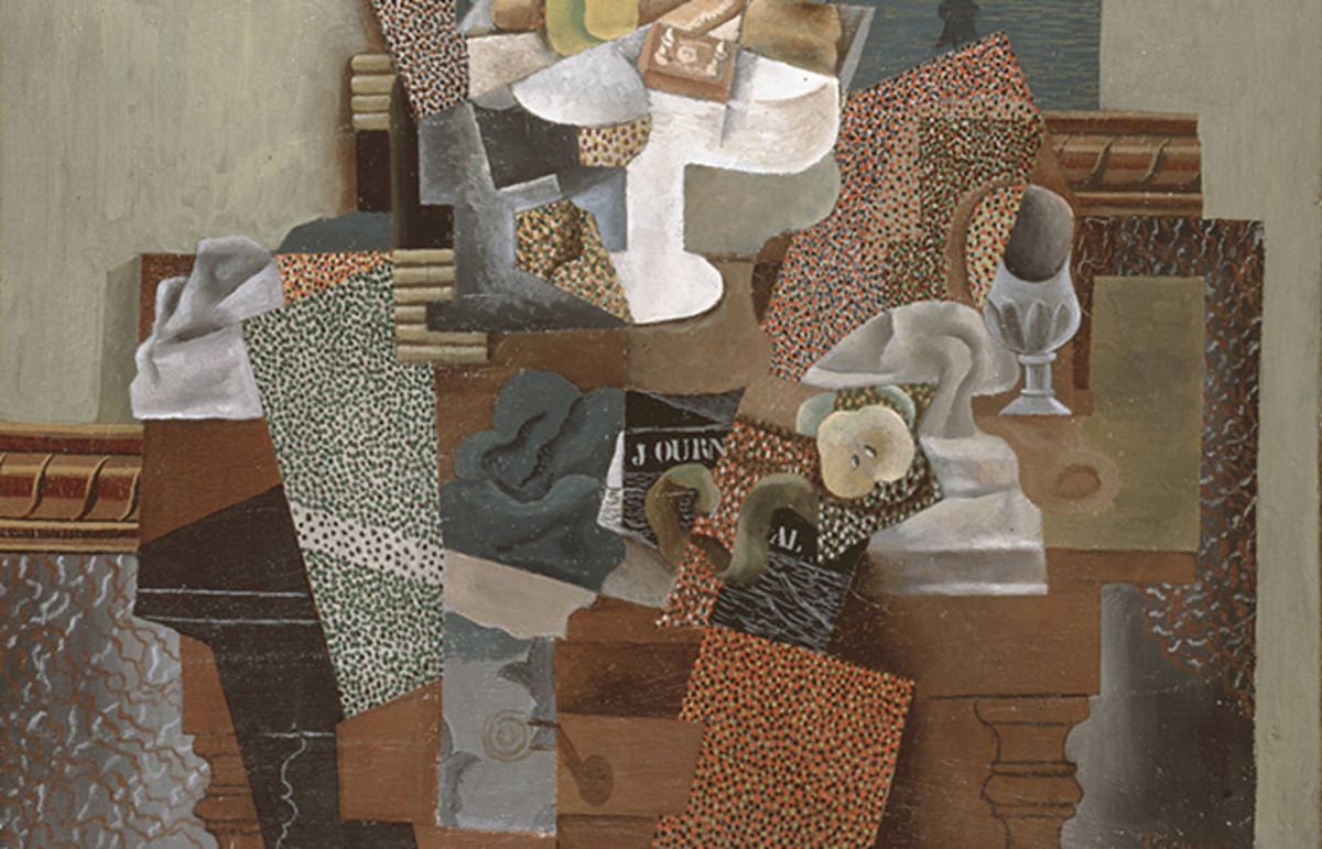 Still Life With Compote and Glass, Pablo Picasso. (Photo: Public Domain)
