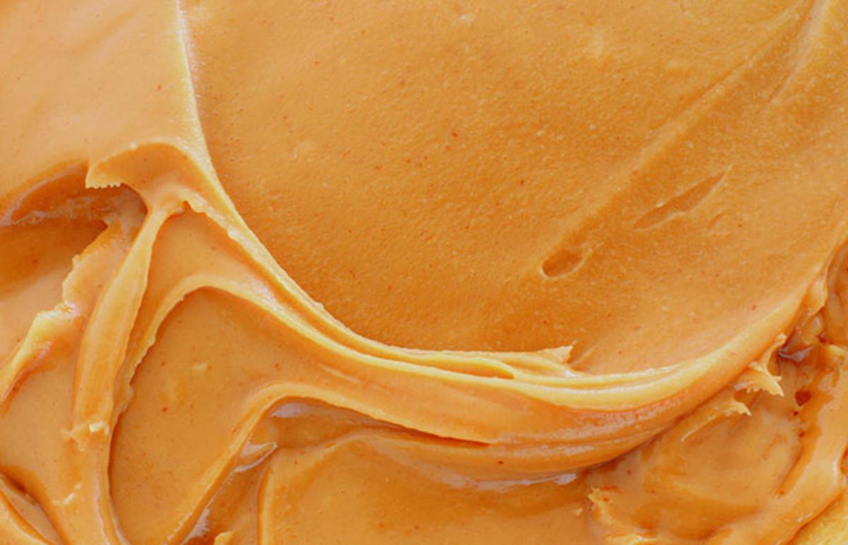 Peanut butter. (Photo: Barnaby Chambers/Shutterstock)