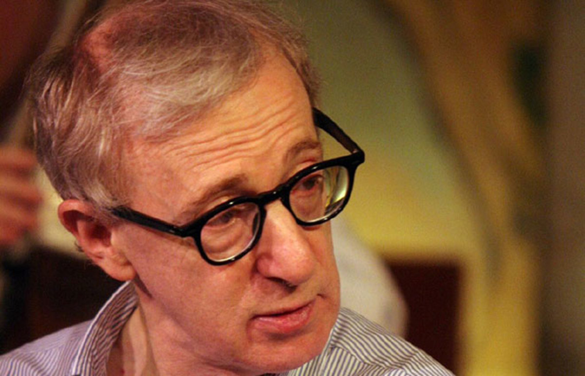 Woody Allen. (Photo: Colin Swan/Flickr)