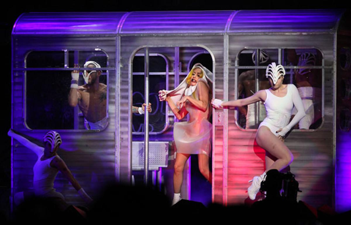 Lady Gaga. (Photo: DFree/Shutterstock)
