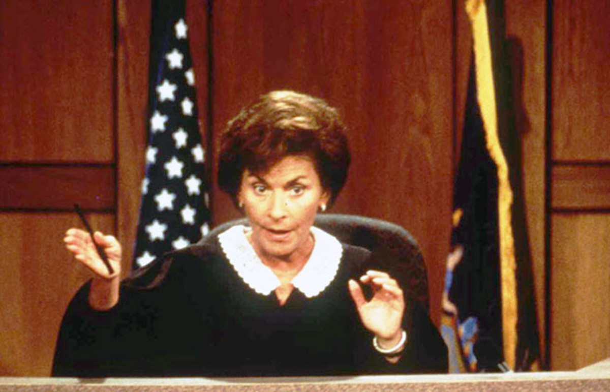 Judge Judy. (Photo: CBS Television)