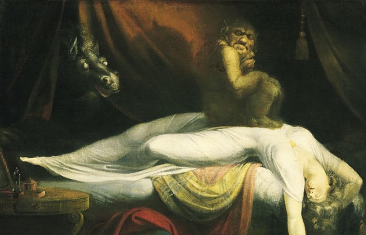 The Nightmare. (Photo: Public Domain)