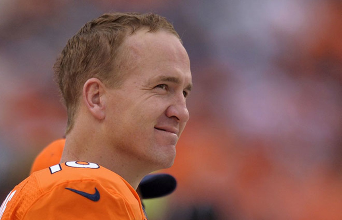 Peyton Manning. (Photo: Associated Press)