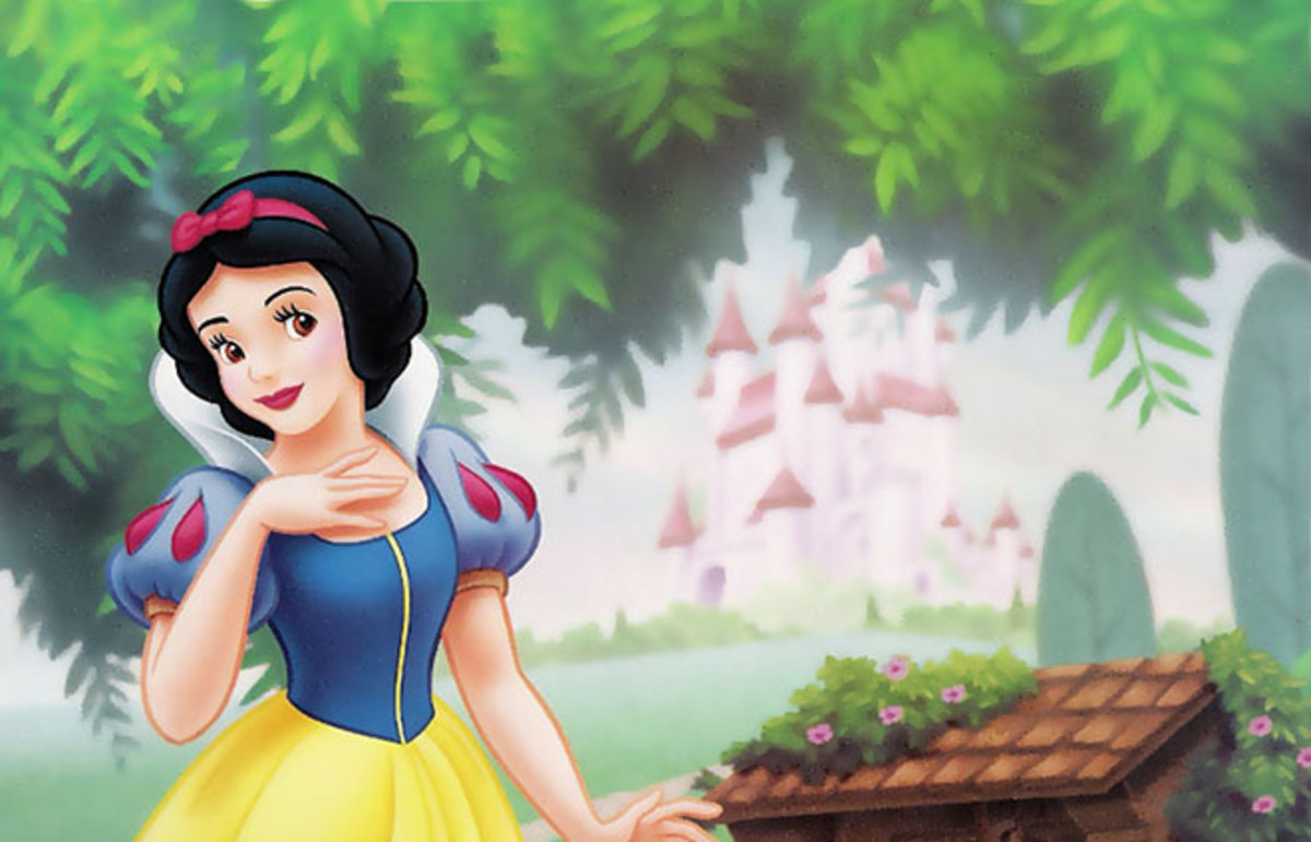 Snow White. (Photo: The Walt Disney Company)