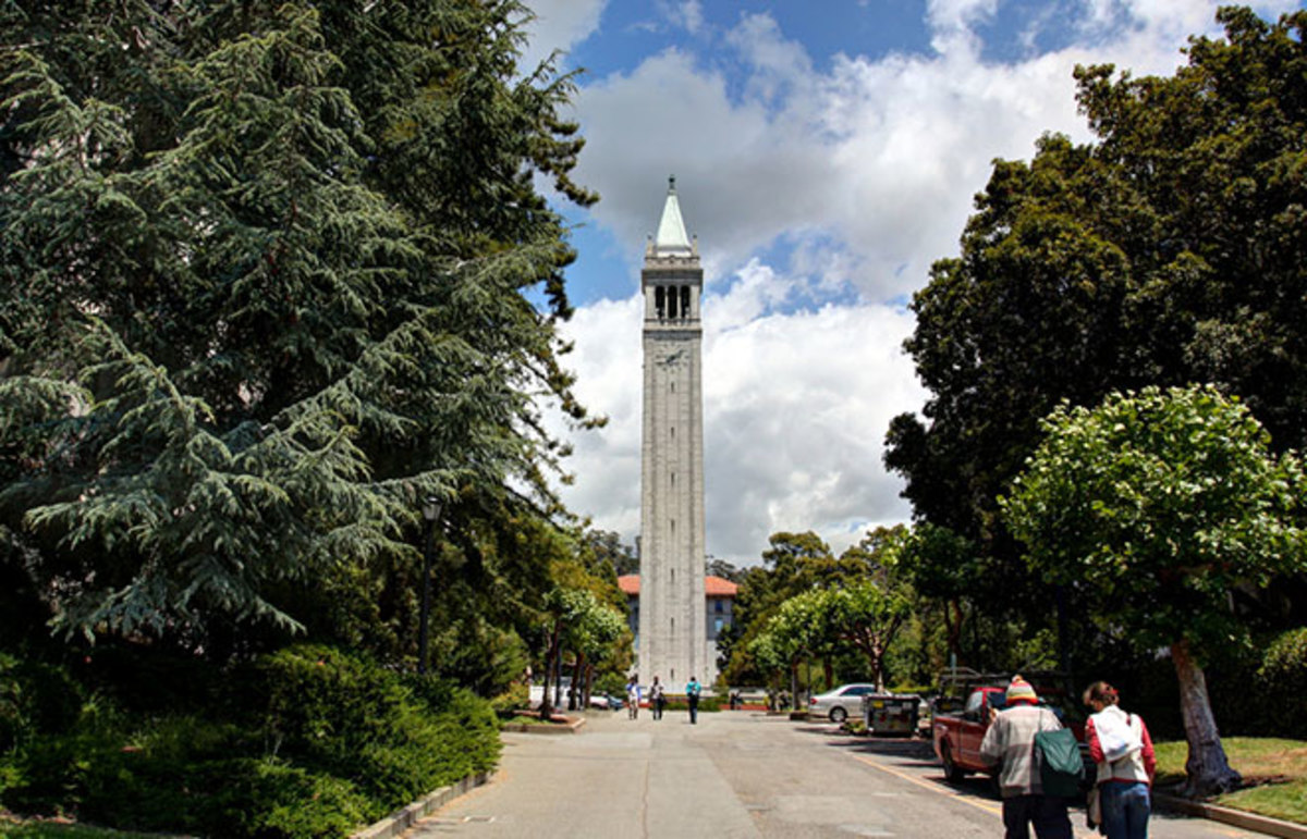 The Campanile at the University of California-Berkeley. (Photo: John-Morgan/Flickr)