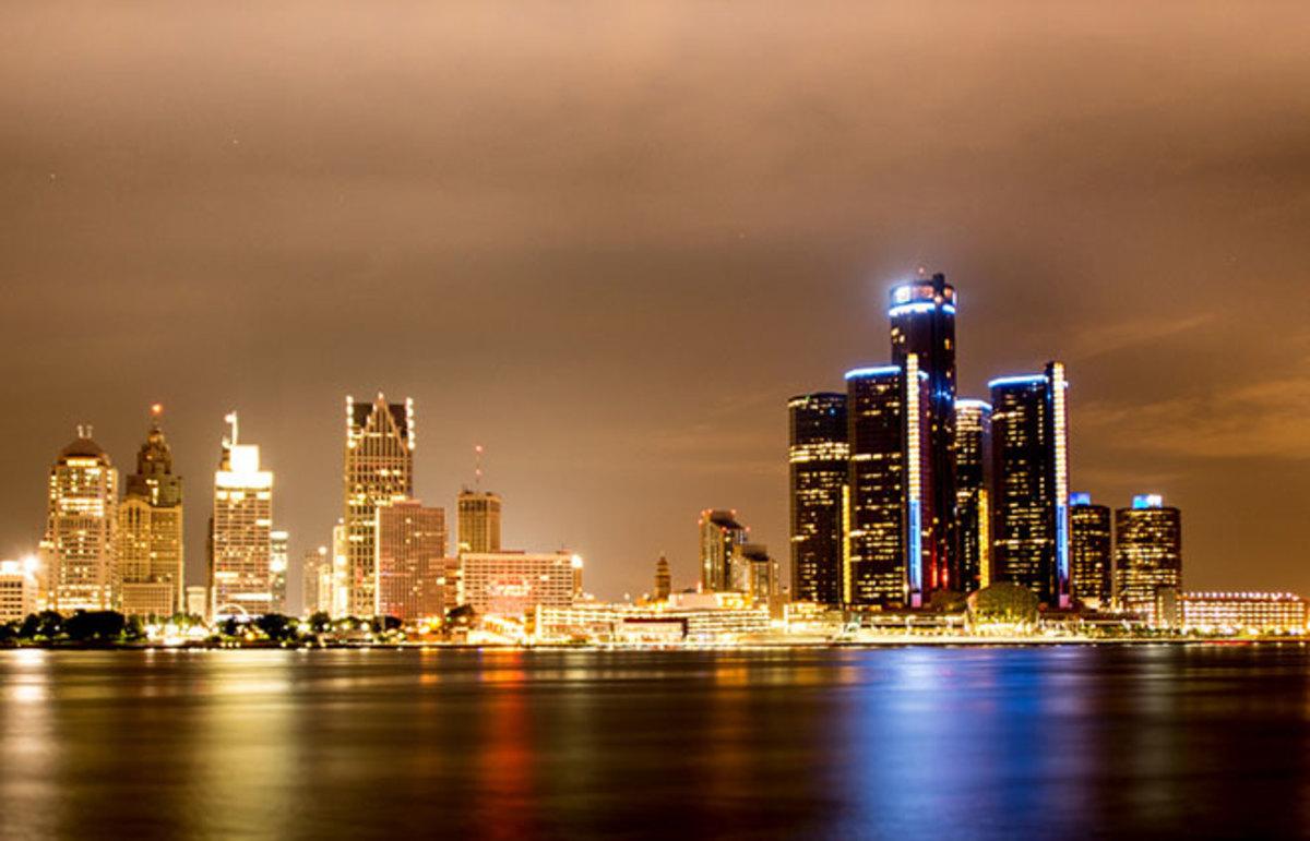 Detroit. (Photo: pparasurama/Flickr)