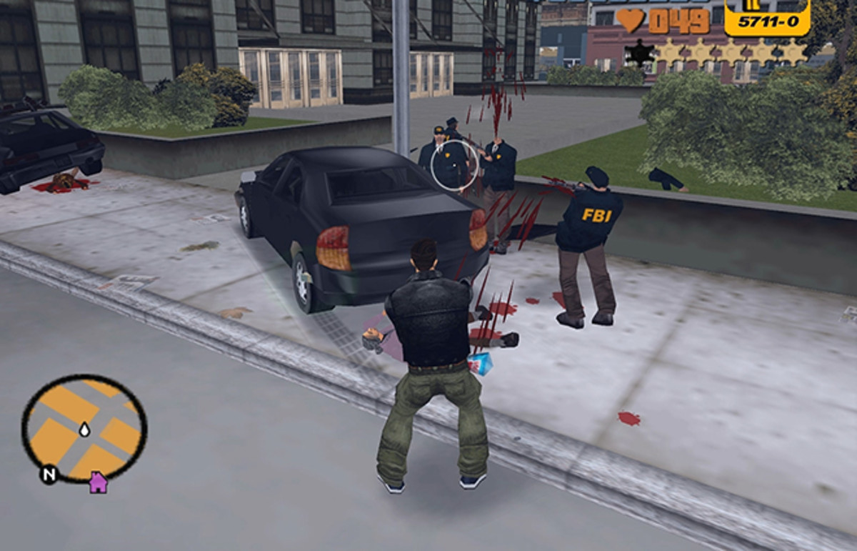 Grand Theft Auto III. (Photo: Rockstar Games)