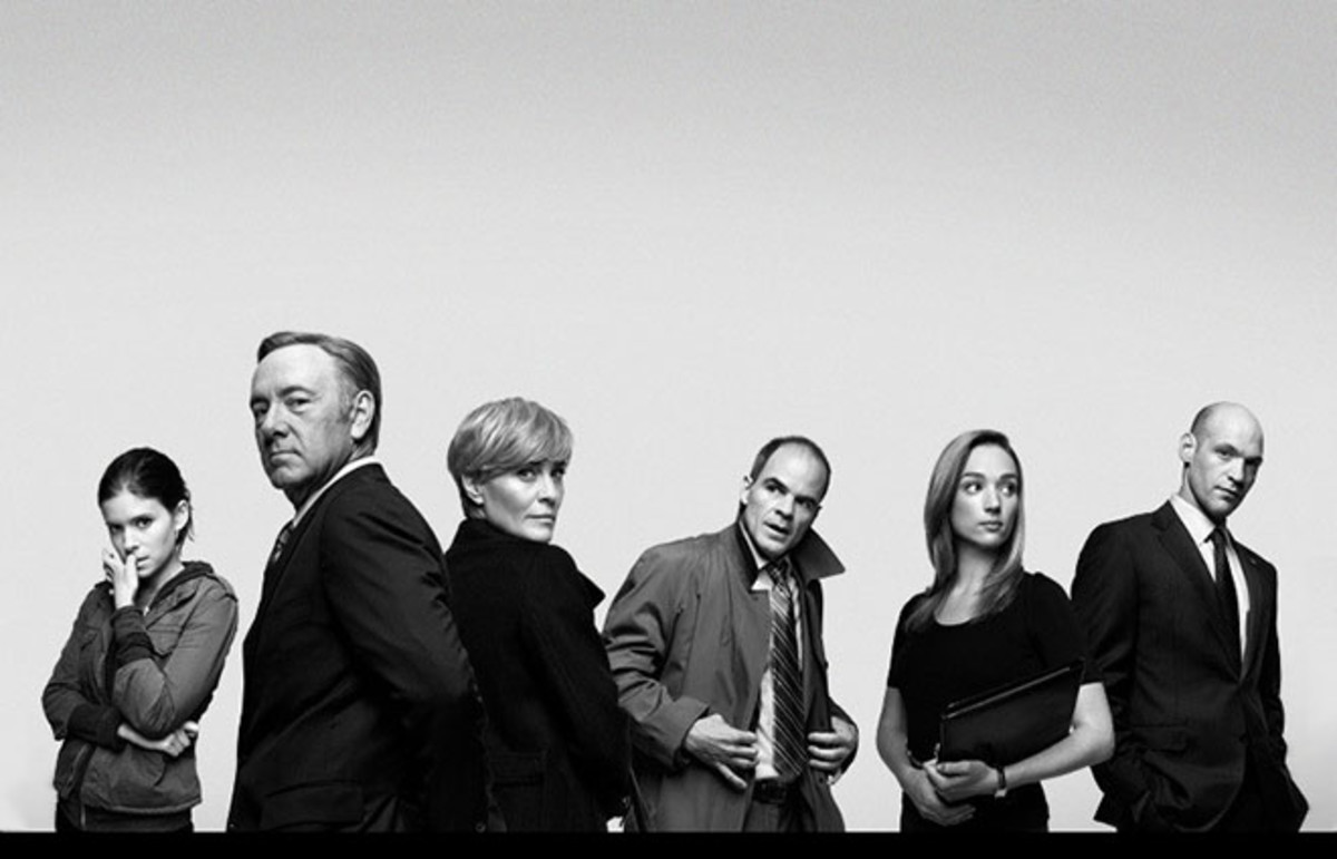 House of Cards. (Photo: Netflix)