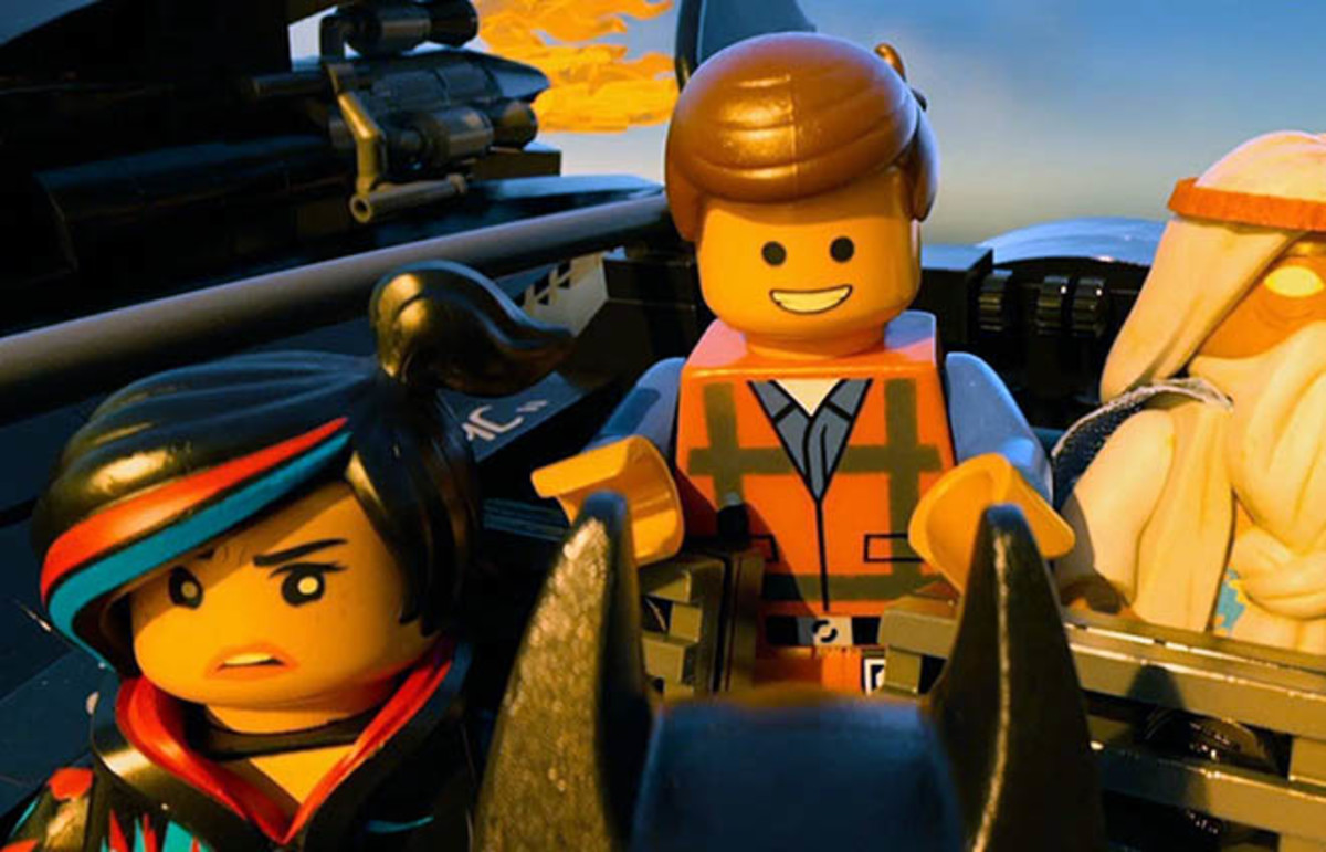 The Lego Movie. (Photo: Warner Bros. Pictures)