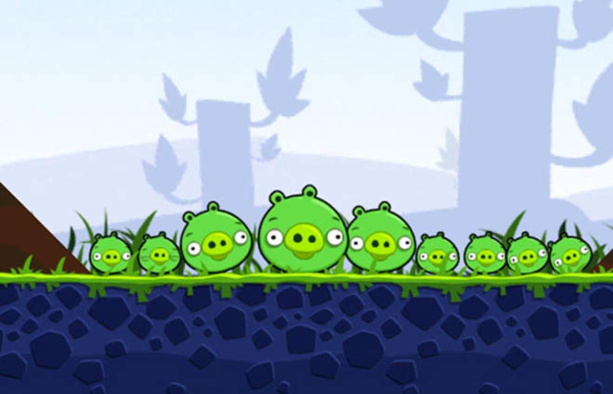 Angry Birds. (Photo: Rovio Entertainment)