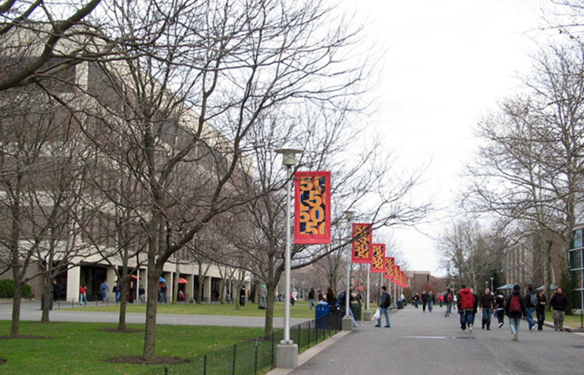 Stony Brook University West Campus. (Photo: GK tramrunner229/Wikimedia Commons)