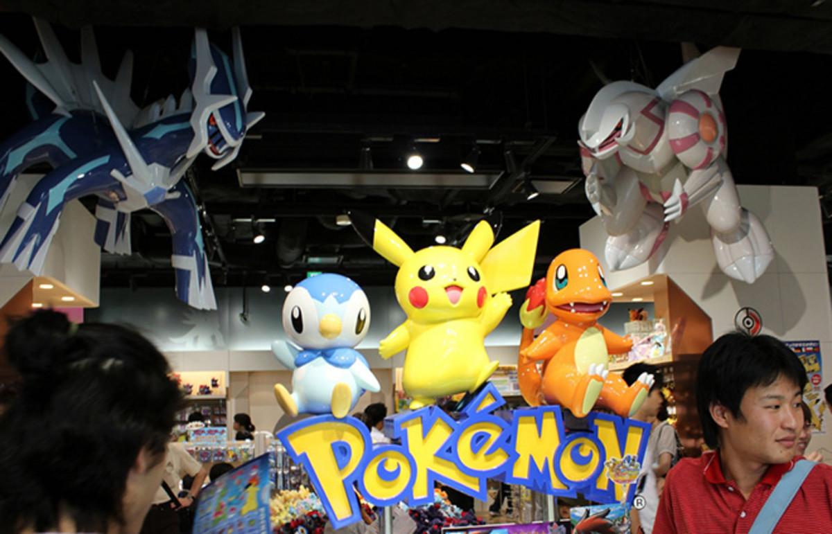 Pokemon Center Tokyo. (Photo: wongjp/Flickr)