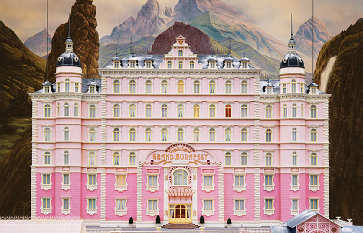 The Grand Budapest Hotel. (Photo: Fox Searchlight Pictures)