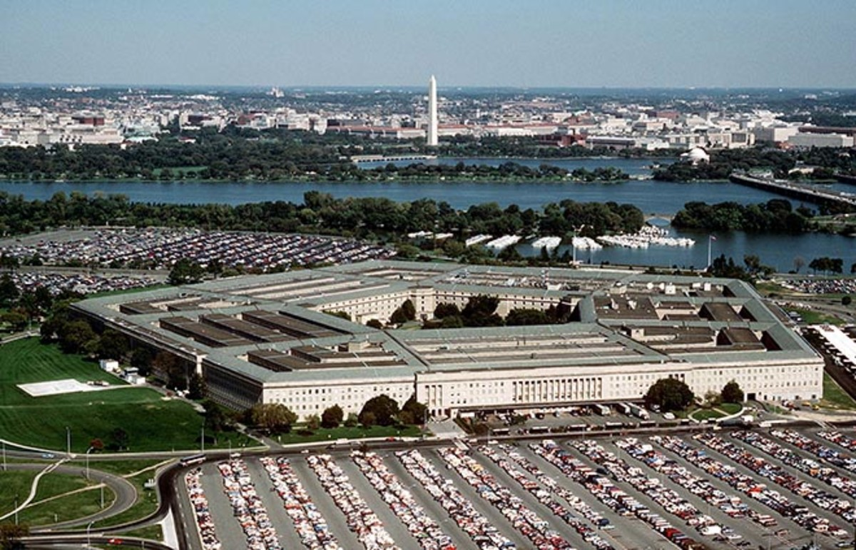 The Pentagon, headquarters of the United States Department of Defense. (Photo: Public Domain)