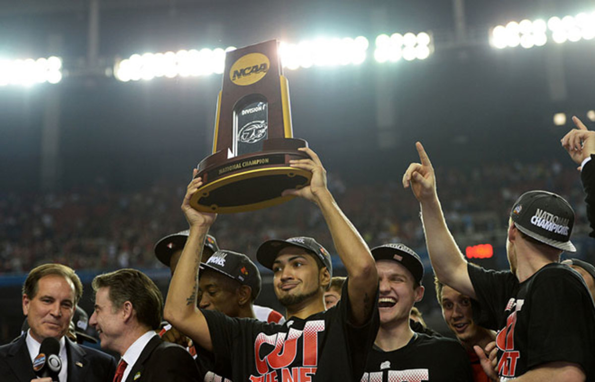 NCAA champions in 2013. (Photo: www.adamglanzmanphotography.com/Flickr)