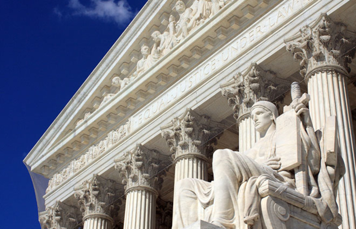 The United States Supreme Court in Washington, D.C. (Photo: J Main/Shutterstock)