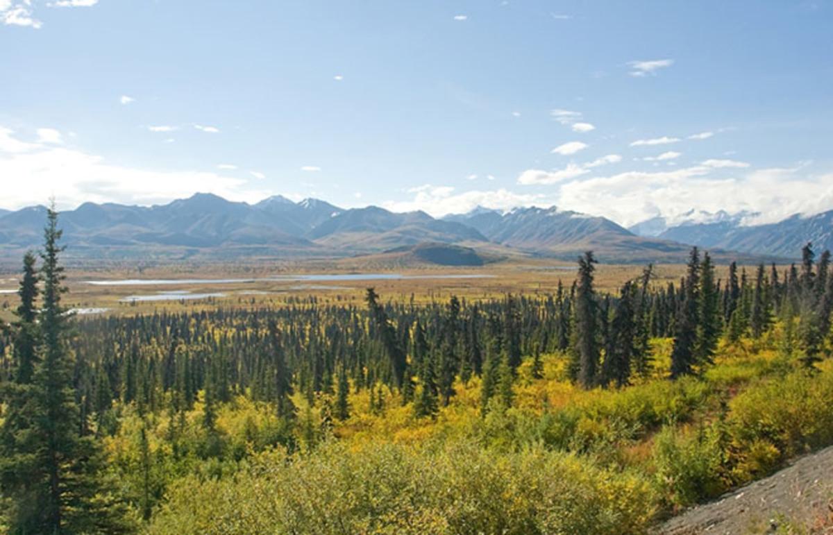 Wrangell-St. Elias National Park. (Photo: Mariusz S. Jurgielewicz/Shutterstock)