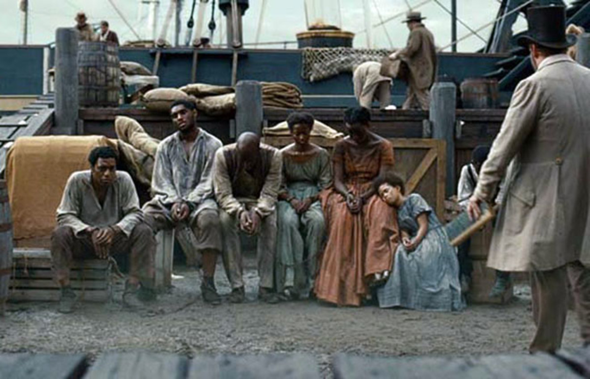 12 Years a Slave. (Photo: Fox Searchlight Pictures)