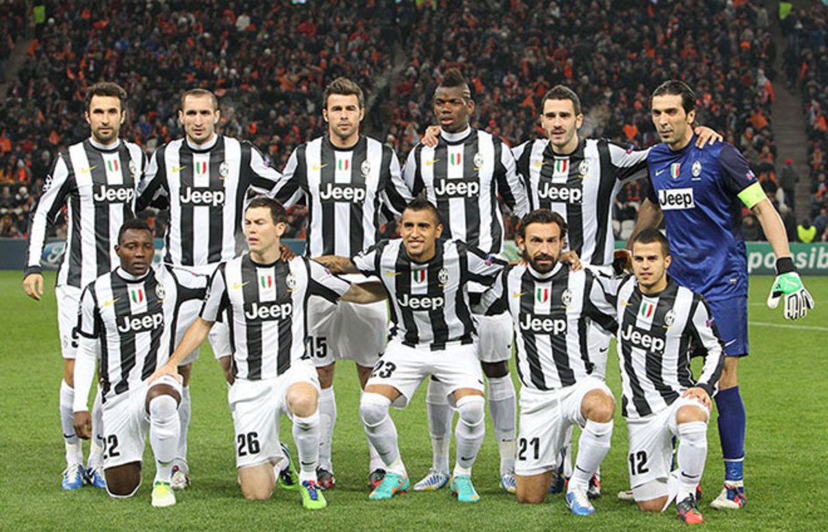 Juventus FC of Italy. (Photo: Wikimedia Commons)