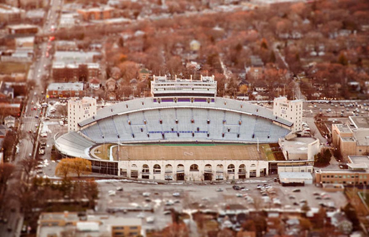 Northwestern University's Ryan Field. (Photo: vxla/Flickr)