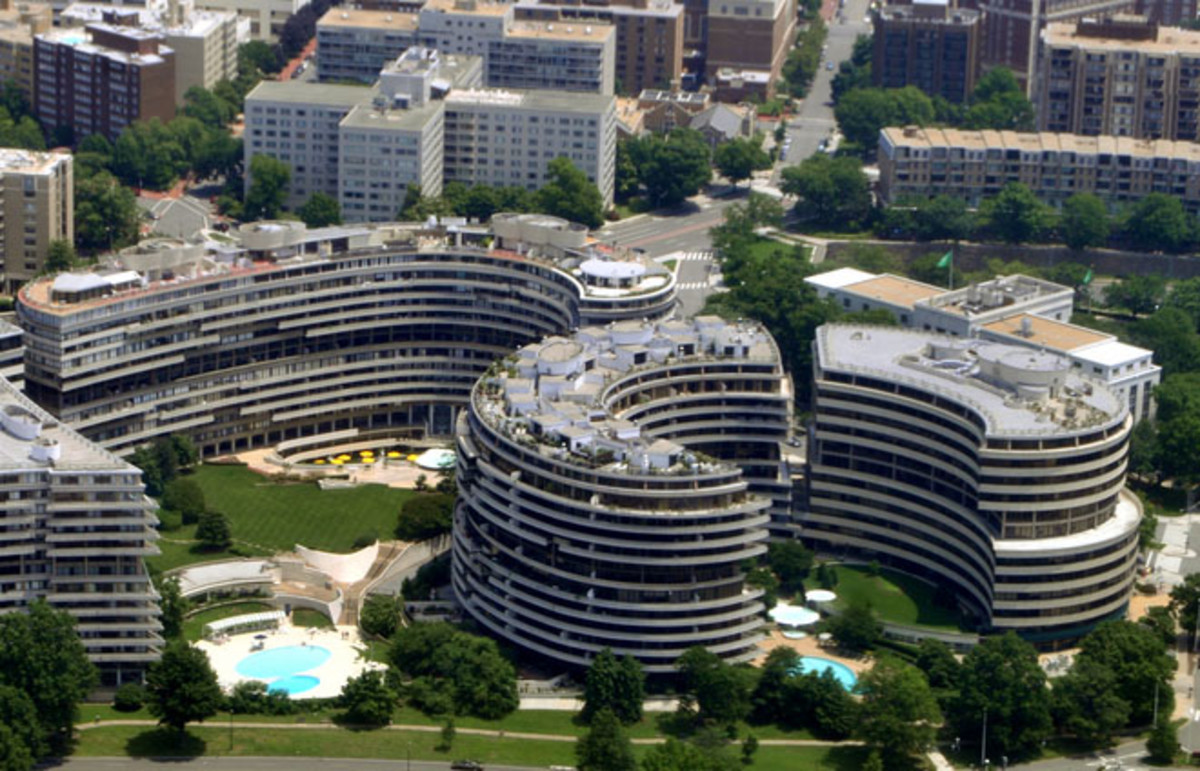 The Watergate. (Photo: Frontpage/Shutterstock)