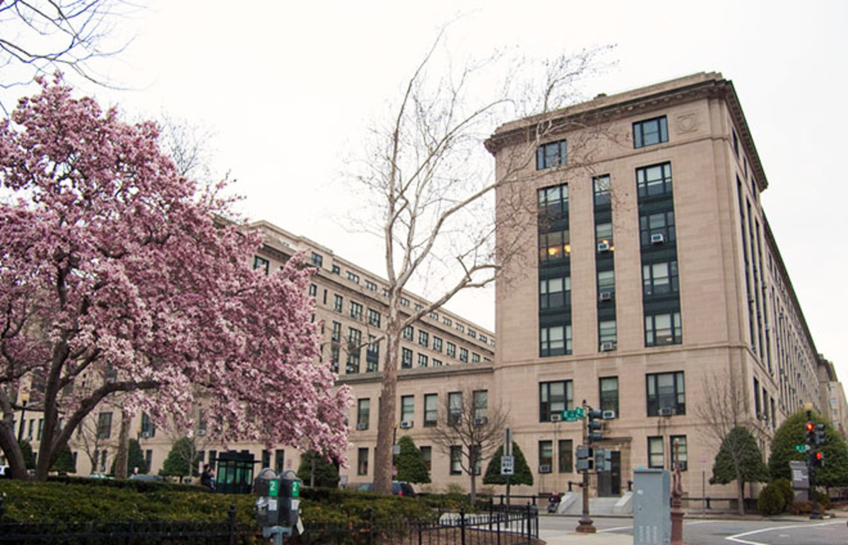 The U.S. General Services Administration building. (Photo: Cliff/Flickr)