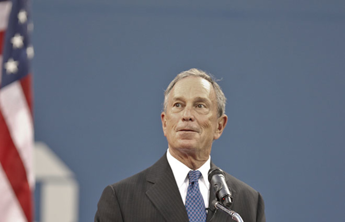 Michael Bloomberg. (Photo: lev radin/Shutterstock)