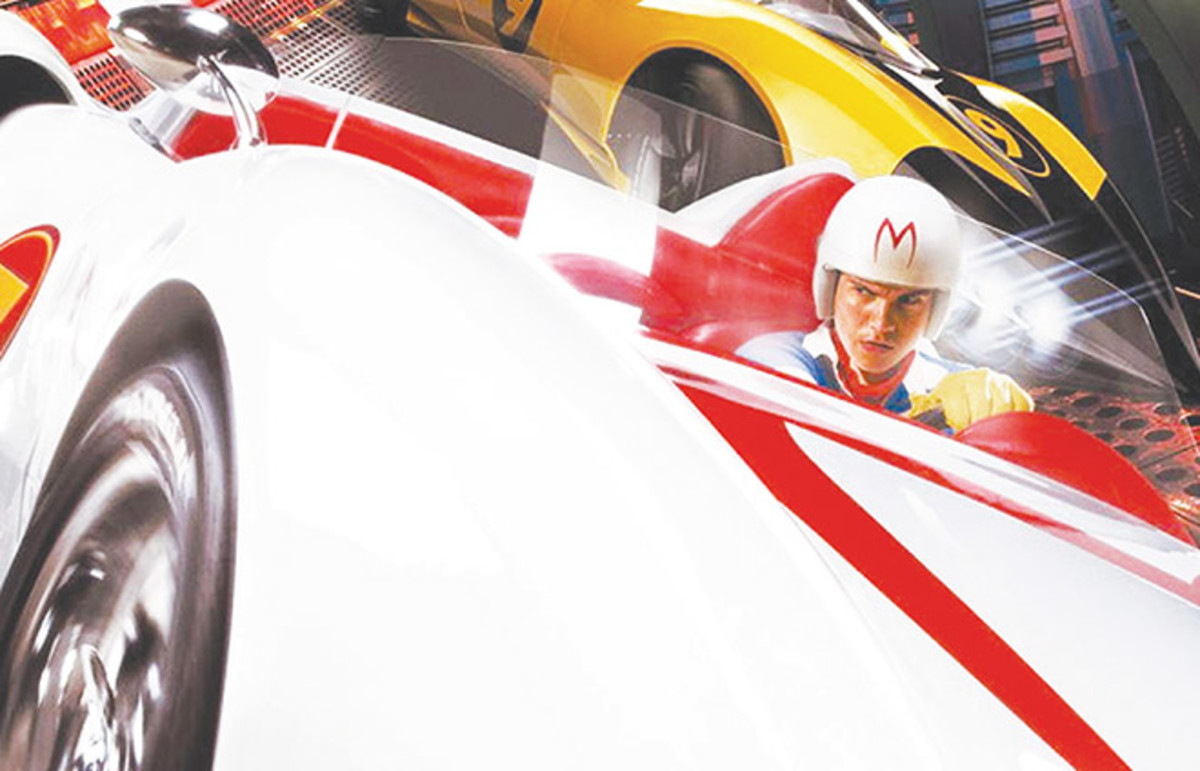 Seamless Cinema: Speed Racer (2008) had a rough time at the box office, but some of its editing tricks may anticipate the movie language of tomorrow. (Photo: Warner Bros. Pictures)