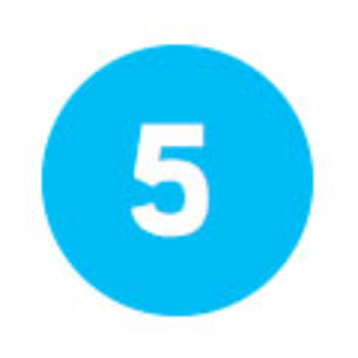 five-5