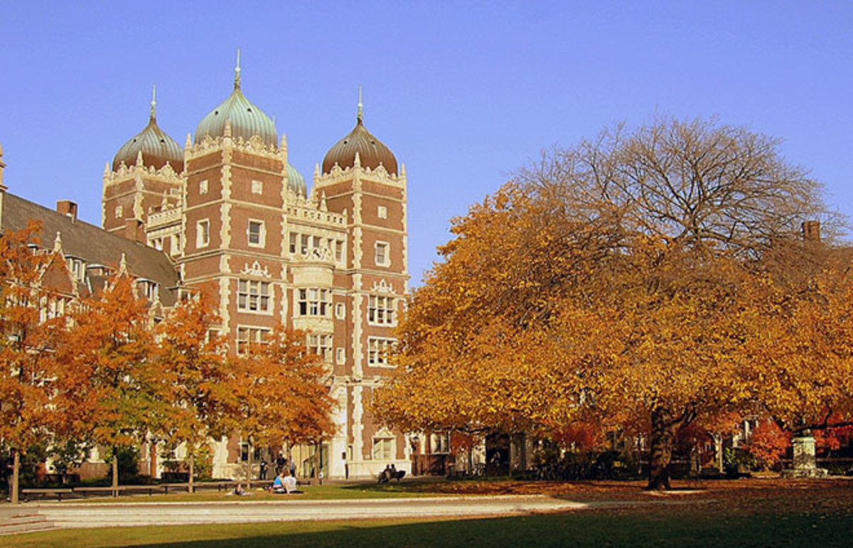 University of Pennsylvania. (Photo: Bryan Y.W. Shin/Wikimedia Commons)