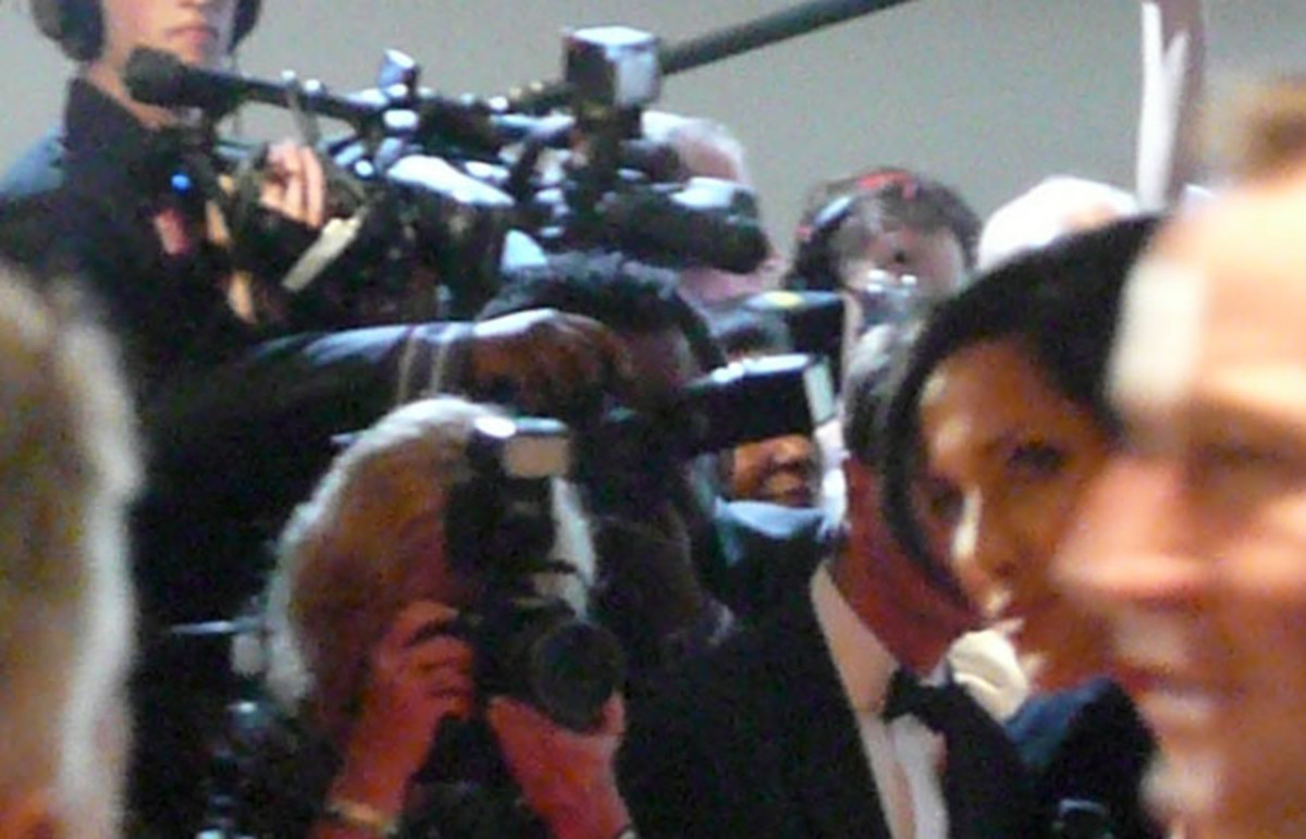 White House Correspondents' Dinner in 2009. (Photo: angela n./Flickr)