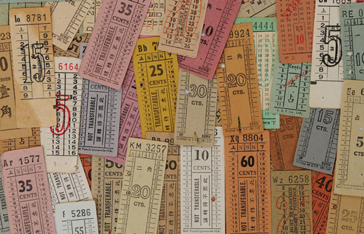 Bus tickets. (Photo: sunsetman/Shutterstock)