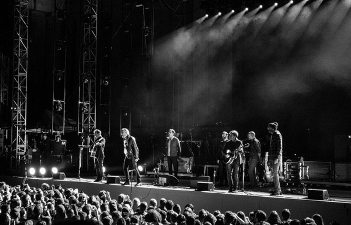 The National. (Photo: Matt Biddulph/Flickr)