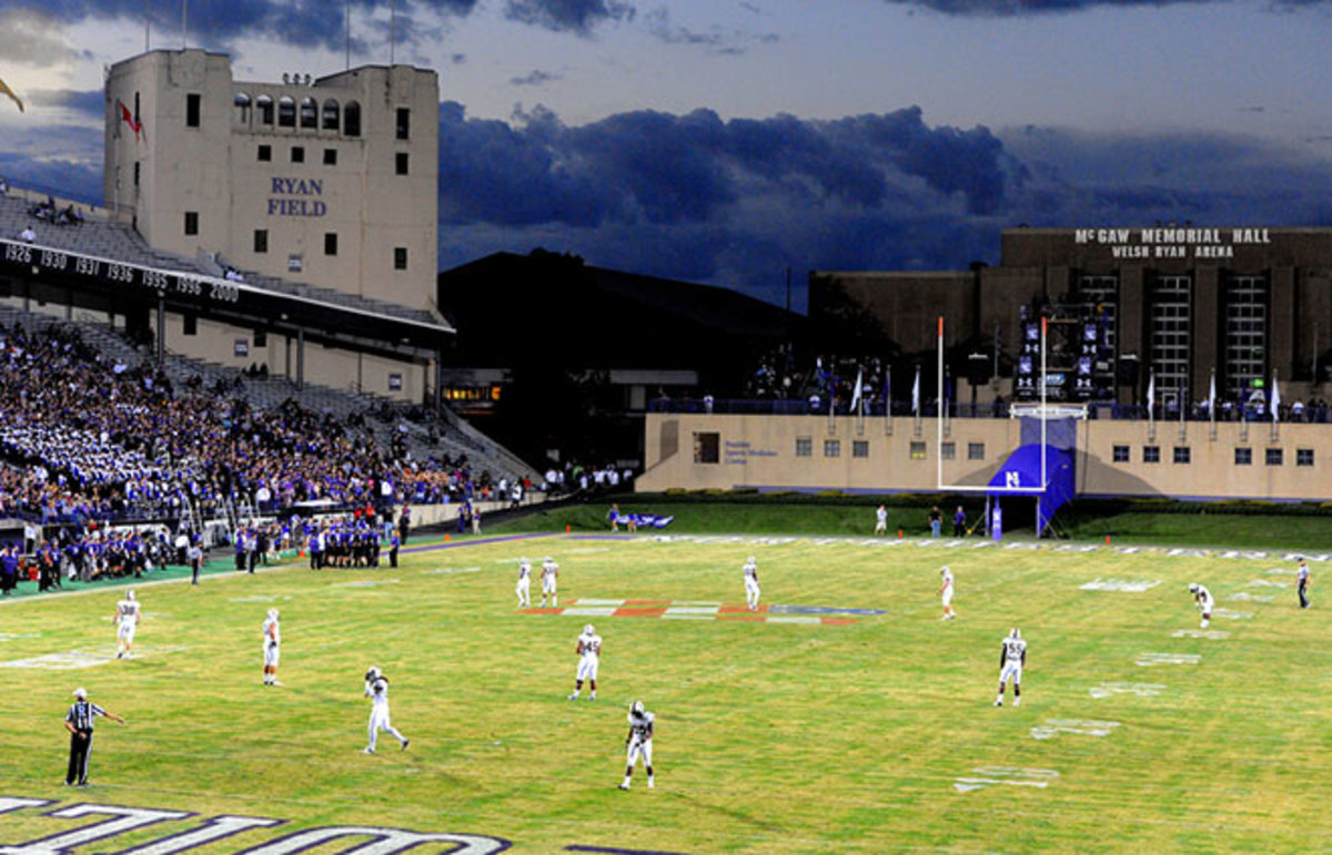 Ryan Field at Northwestern University. (Photo: larrison/Flickr)