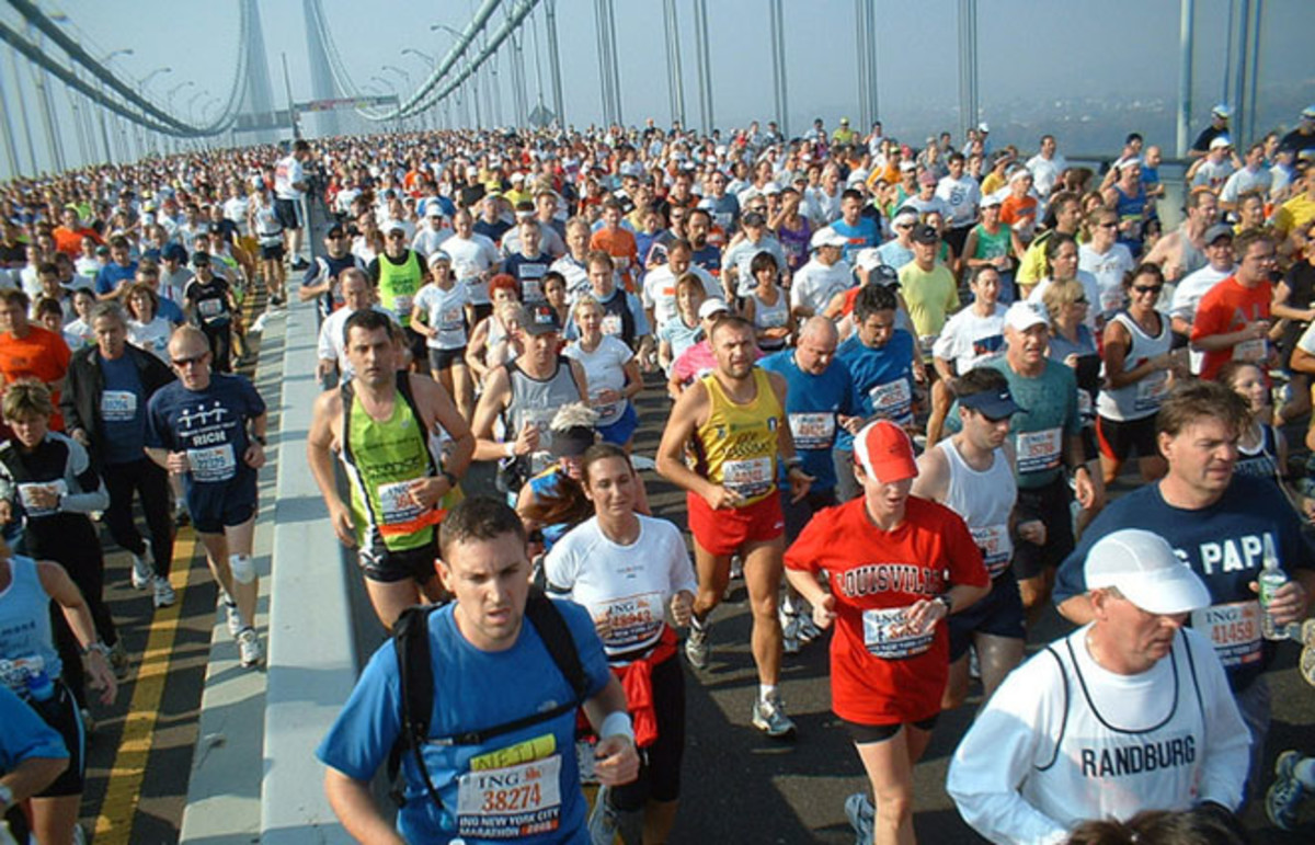 New York City Marathon. (Photo: Martineric/Flickr)
