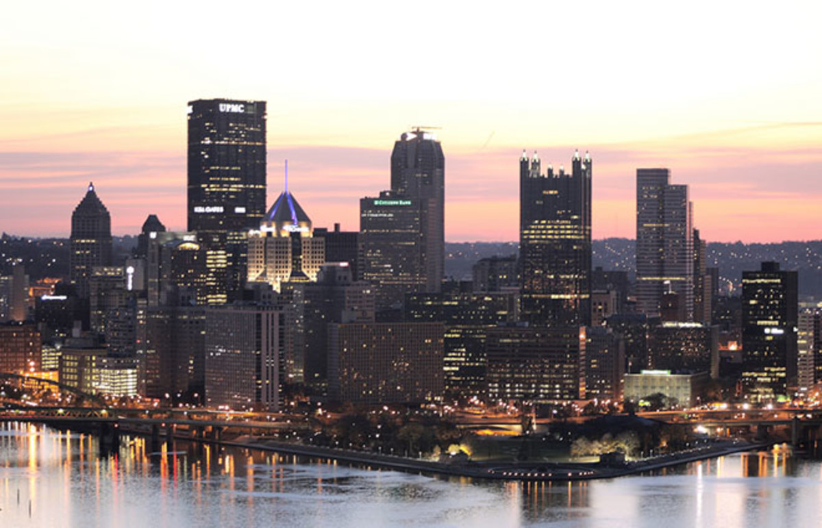 Pittsburgh. (Photo: brian donovan/Flickr)