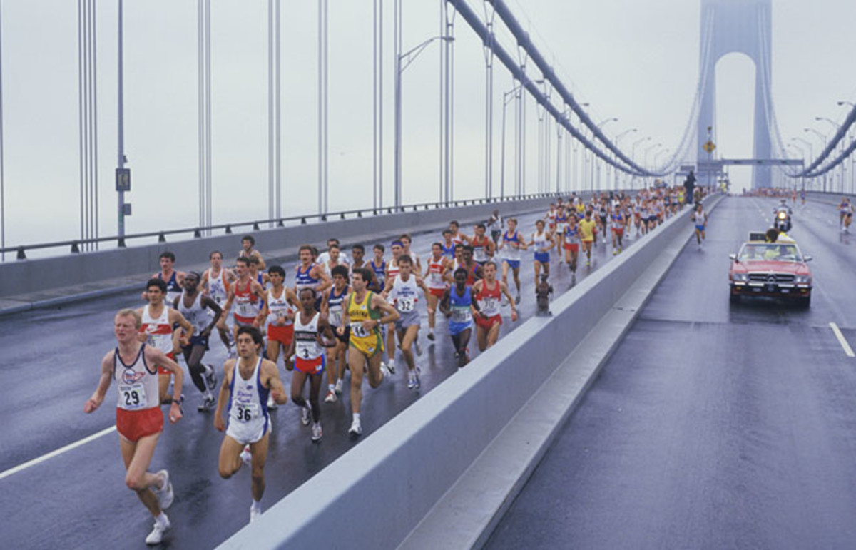 New York City Marathon. (Photo: spirit of america/Shutterstock)