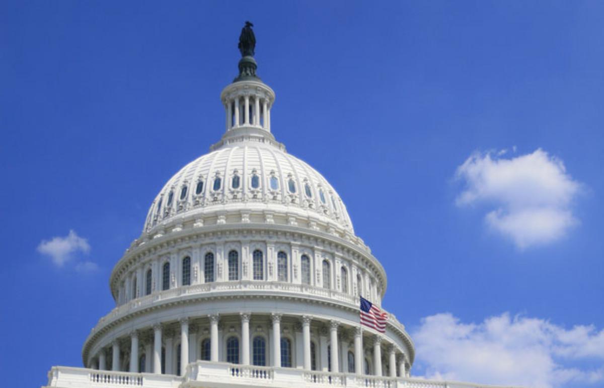 The Capitol in Washington, D.C. (Photo: Olga Bogatyrenko/Shutterstock)