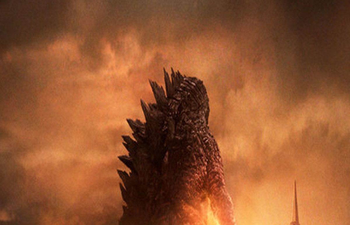 Godzilla. (Photo: Warner Bros. Pictures)